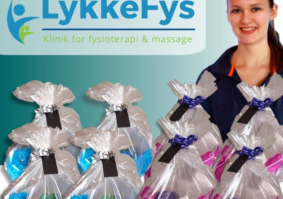 Massage & Fysioterapi Esbjerg: Wellnesskurve