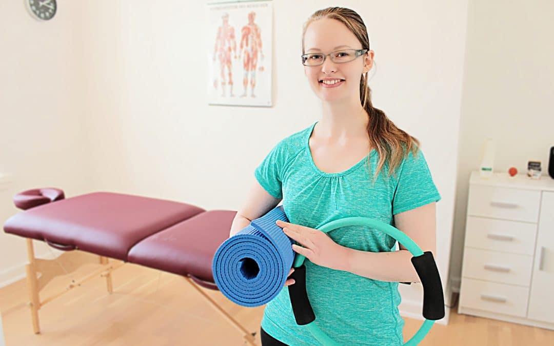 Træningspakke – bækkenbundstræning efter fødsel